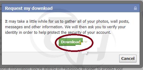 facebook download link