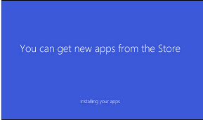 windows 8.1 Install Apps