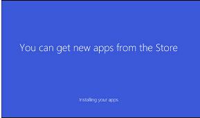 windows 8.1 Install Apps