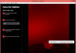 MakeWare for Digitizer